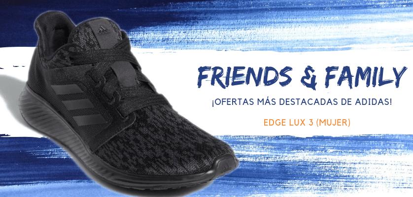 Zapatillas de running adidas en oferta con la promoción Friends & Family - Edge Lux 3 para mujer