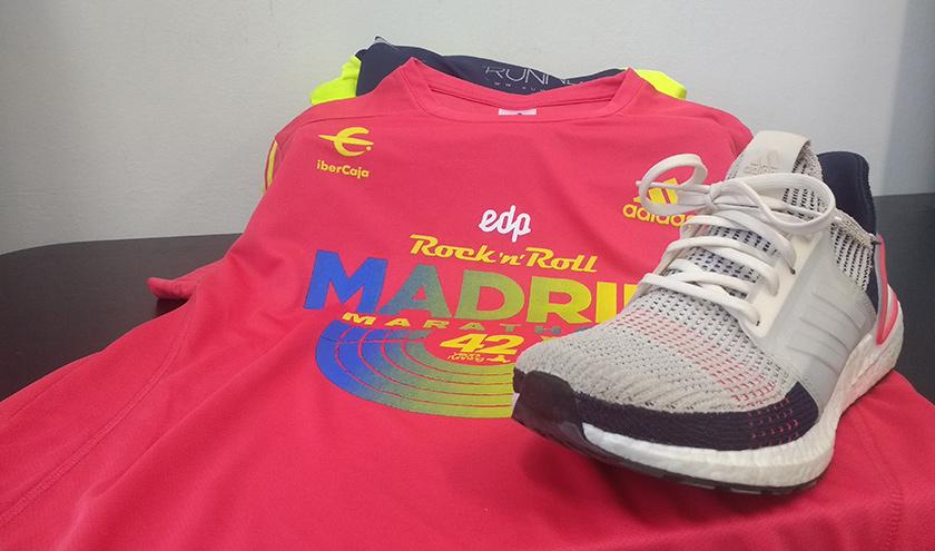 Adidas se vuelca con el Maratón de Madrid 2019, camiseta oficial - foto 1