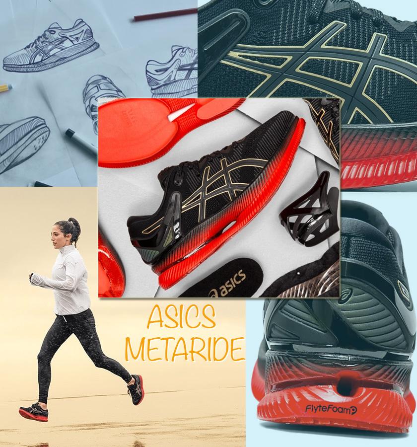 ASICS MetaRide, tecnologías destacadas - foto 1