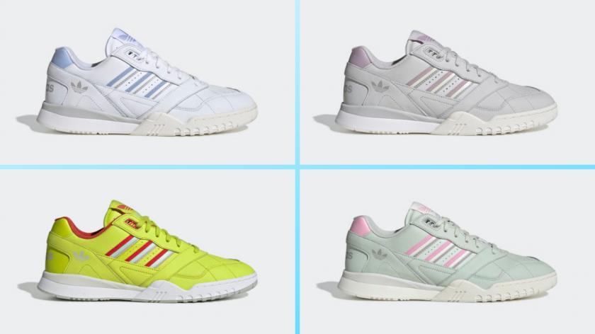 Adidas A.R. Trainer colores para primavera