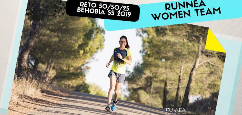 Runnea Women Team, reto 50/25/25 en la Behobia SS - foto 5