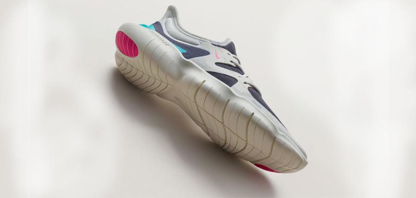 Nike Free RN 5.0, libertad absoluta para tus pies