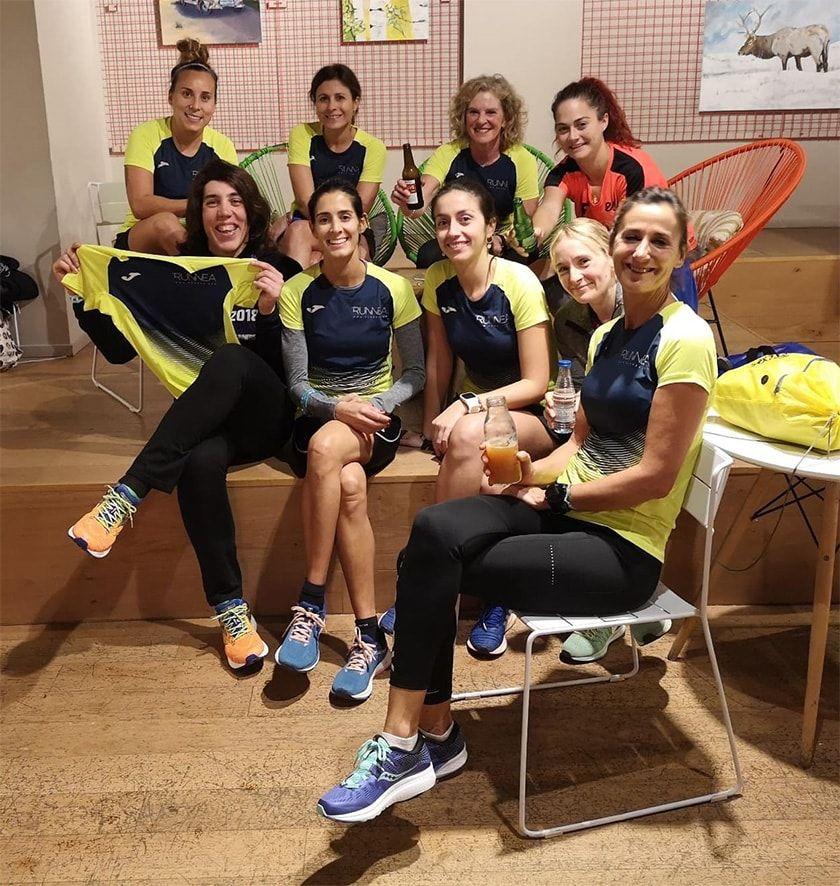 Runnea Women Team, Correr como inversión en nuestro propio bienestar - foto 1