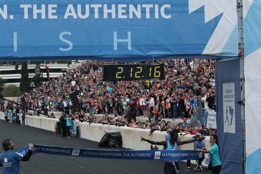 Así se vivió el Maratón Atenas 2018, resultados - foto 3