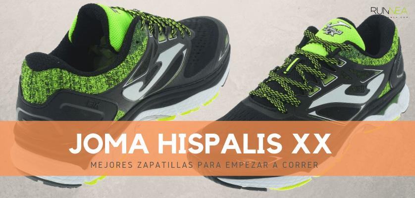 Mejores zapatillas para empezar a correr 2019 - Joma Hispalis XX