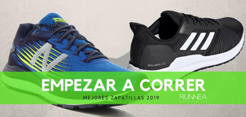 nuevo estilo b77fc 3a950 Las mejores zapatillas para empezar a correr 2019 ...