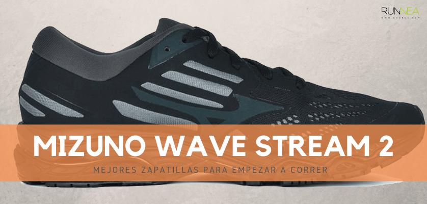Mejores zapatillas para empezar a correr 2019 - Mizuno Wave Stream 2