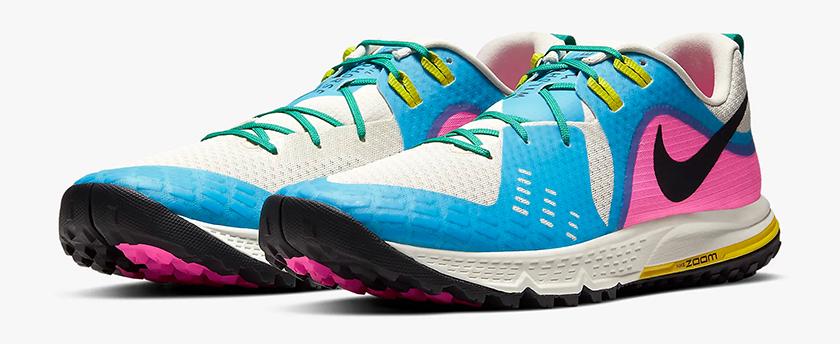 Nike Air Zoom Wildhorse 5, características destacadas - foto 1