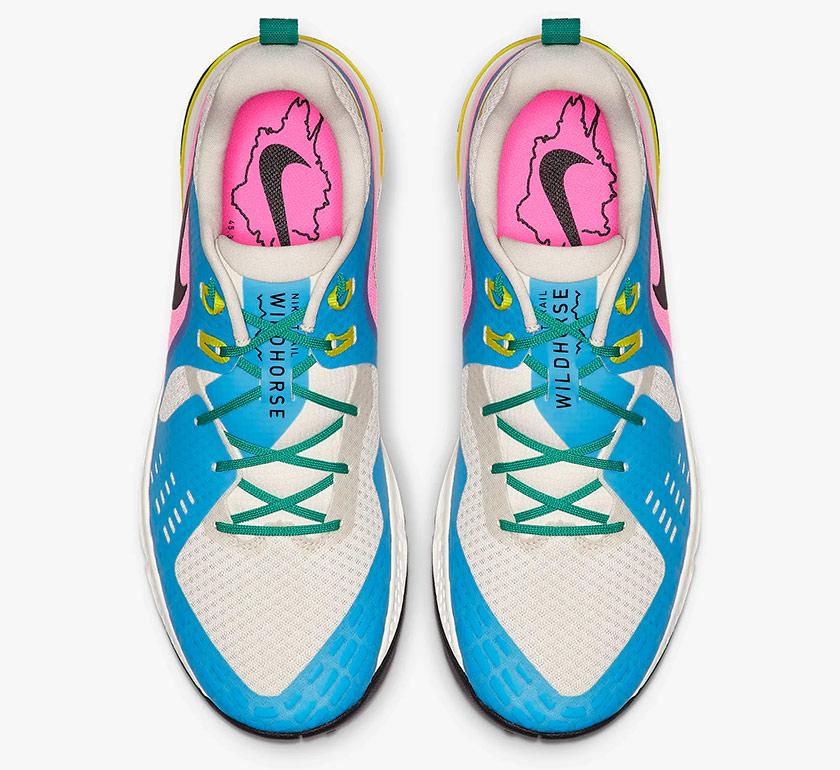 Nike Air Zoom Wildhorse 5, tecnologías empleadas - foto 4