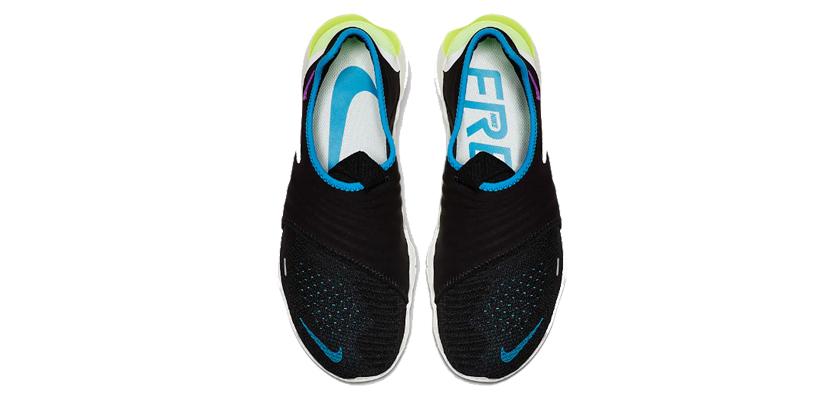 Nike Free RN Flyknit 3.0, upper