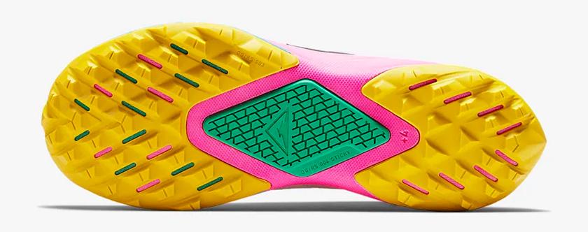 Nike Zoom Air Terra Kiger 5, características de la suela - foto 2