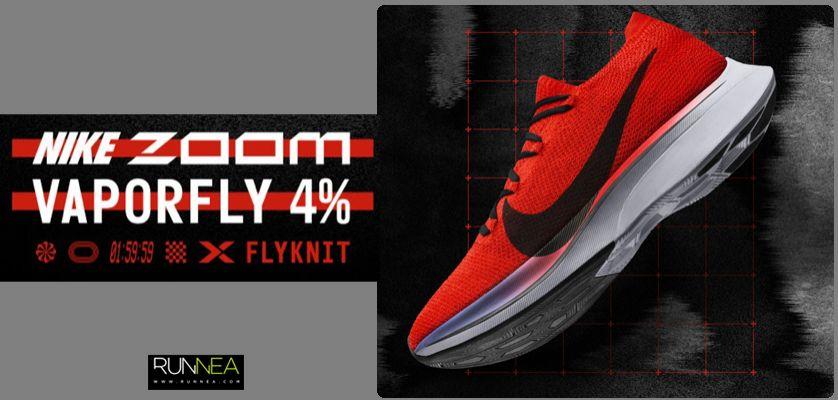 bc3172cf79b ¿Por qué las Nike Vaporfly 4% Flyknit se han convertido en las zapatillas  de running de los récords