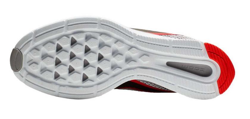Nike Zoom Strike 2, suela