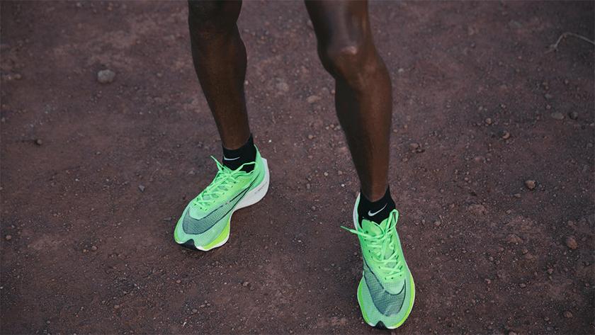 Las nuevas zapatillas de running Nike ZoomX Vaporfly Next%, rediseño del upper - foto 2