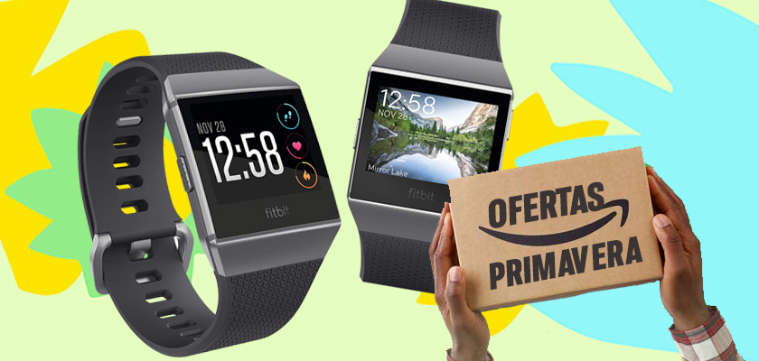 Ofertas de Primavera en Amazon - Fitbit Ionic