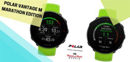 Polar Vantage M Marathon Edition, una edición especial para llegar al Maratón de Madrid con los deberes bien hechos