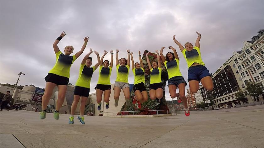 Runnea Women Team, Behobia SS 2019, premios - foto 2