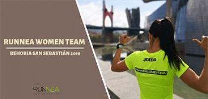 Camino hacia la Behobia San Sebastián 2019: 6 razones para ponerse en marcha con el Runnea Women Team