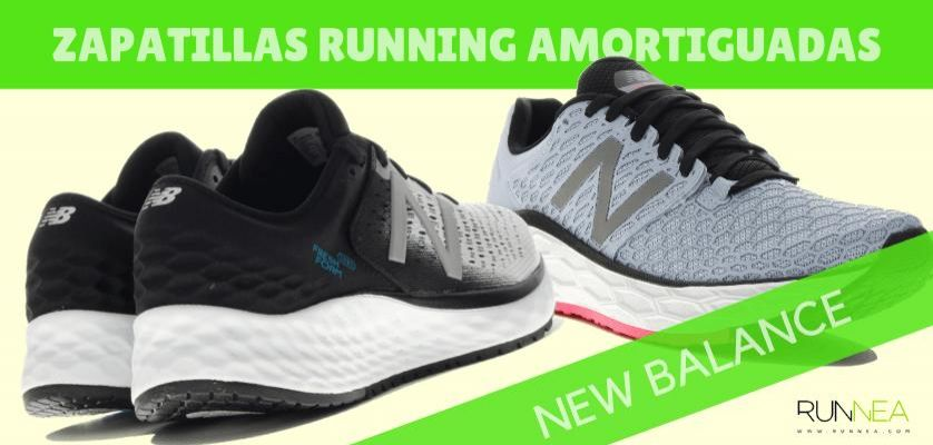 Éstas son las 9 zapatillas amortiguadas de New Balance para que corras más seguro