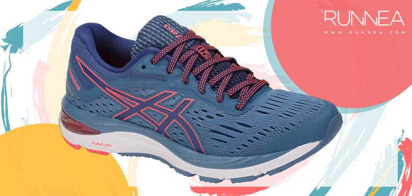 Mejores zapatillas para empezar a correr con sobrepeso 2019 - ASICS Cumulus 20