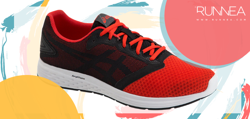 Mejores zapatillas para empezar a correr con sobrepeso 2019 - ASICS Patriot 10