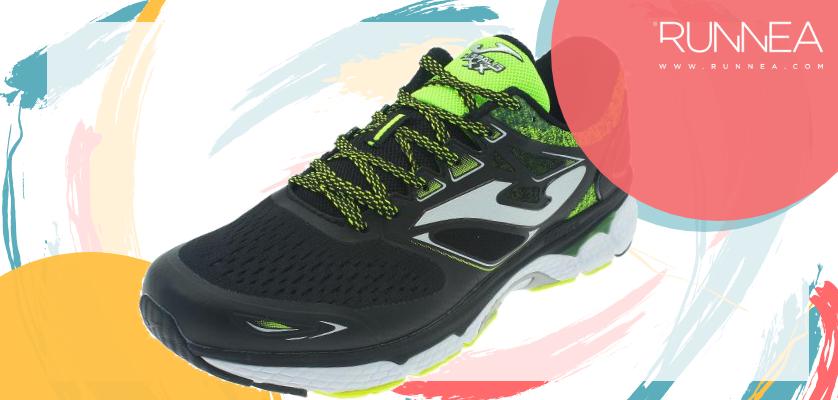 Mejores zapatillas para empezar a correr con sobrepeso 2019 - Joma Hispalis XX