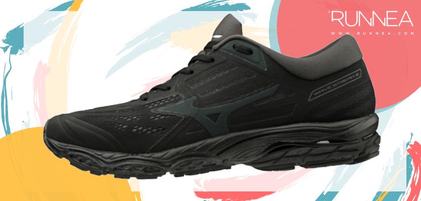Mejores zapatillas para empezar a correr con sobrepeso 2019 - Mizuno Wave Stream 2