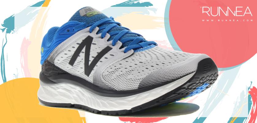 Mejores zapatillas para empezar a correr con sobrepeso 2019 - New Balance Fresh Foam 1080 v8