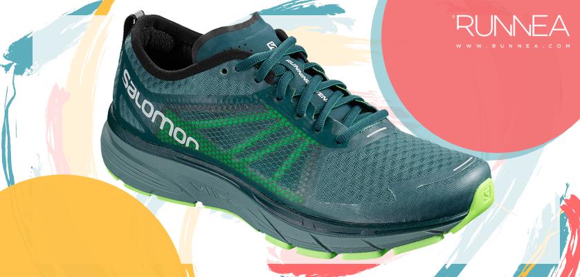 Mejores zapatillas para empezar a correr con sobrepeso 2019 - Salomon Sonic RA