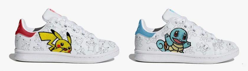 comprar zapatillas de la colección Adidas X Pokémon