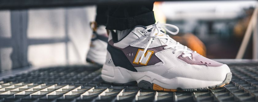 New Balance 608 Chunky Sneakers