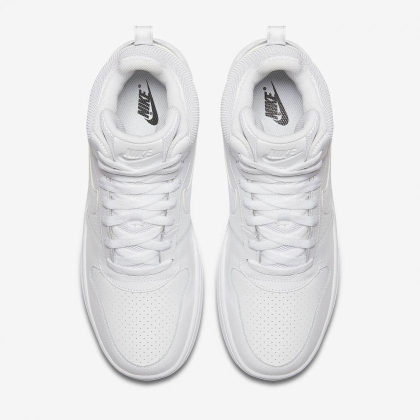Nike Court Borough Mid upper