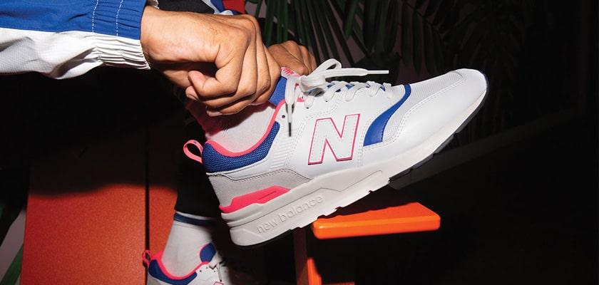 New Balance 997H, estilo tradicional