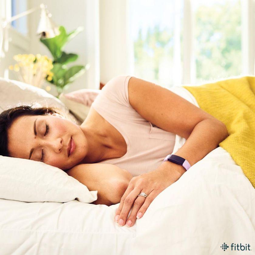 Fitbit Inspire HR controla tu sueño