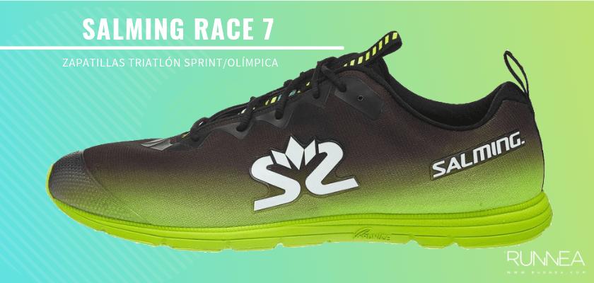 Mejores zapatillas de triatlón 2019 - Salming Race 7