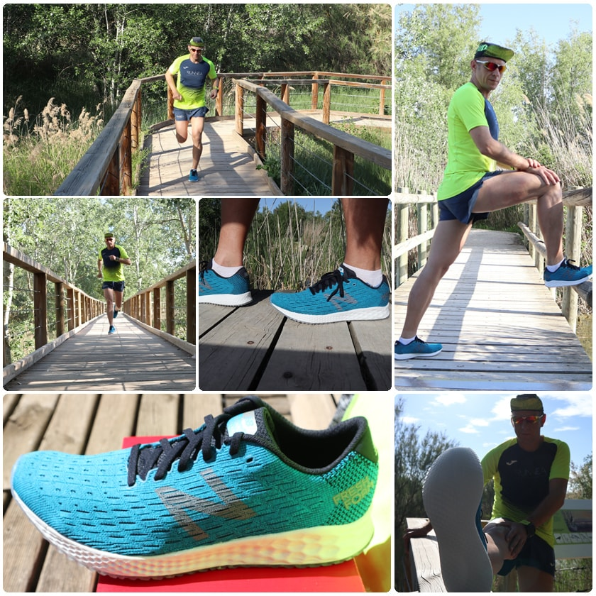New Balance Fresh Foam Zante Pursuit, pros - foto 8