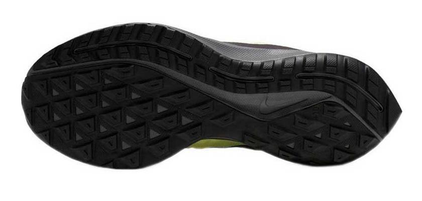 Nike Pegasus 36 Trail, suela