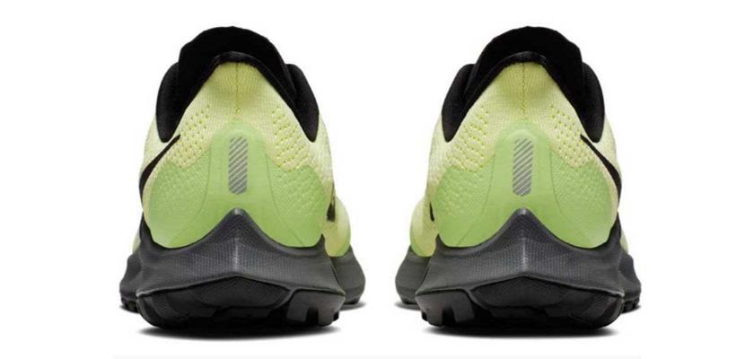 Nike Pegasus 36 Trail, talón