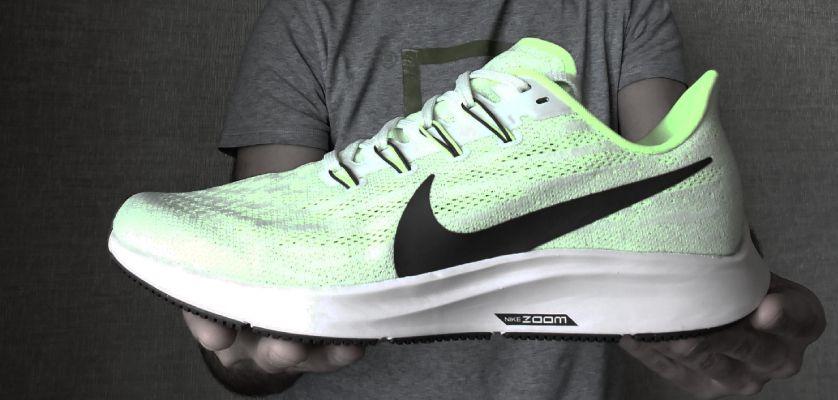 cheaper 62c8e 96452 Nike Pegasus 36: Diferencias con las Nike Pegasus 35