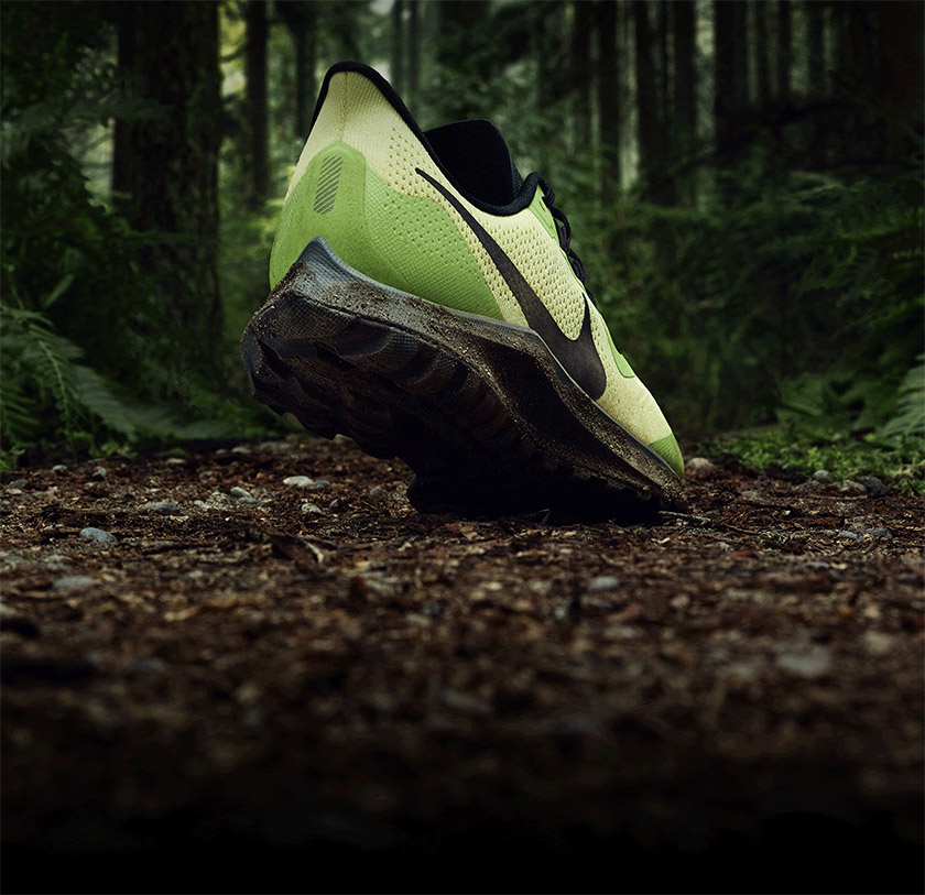 Fotos de las zapatillas de trail running de Nike - Galería Nike Pegasus 36 Trail