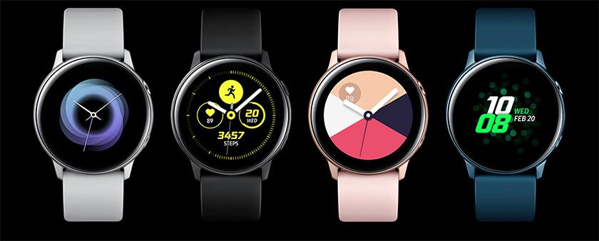 Samsung Galaxy Watch Active, todas sus funciones más destacadas