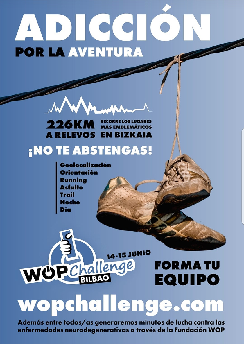 Walk On Project (WOP), recorrer Bizkaia por equipos - foto 1