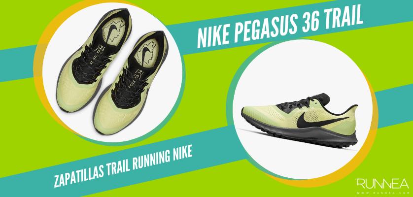 Zapatillas de trail running de Nike - Nike Pegasus 36 Trail