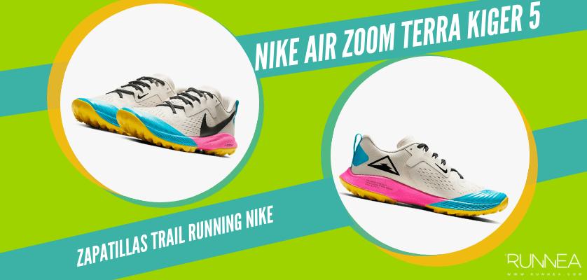 Zapatillas de trail running de Nike - Nike Air Zoom Terra Kiger 5