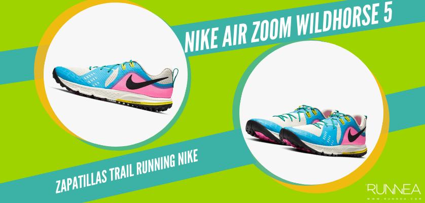 Zapatillas de trail running de Nike - Nike Air Zoom Wildhorse 5