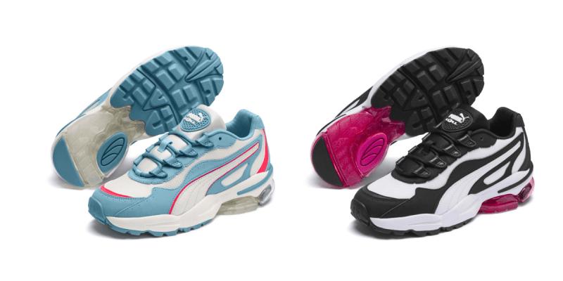 Sneakers Puma Cell Stellar cuenta con diferentes combinaciones para el gusto de todas