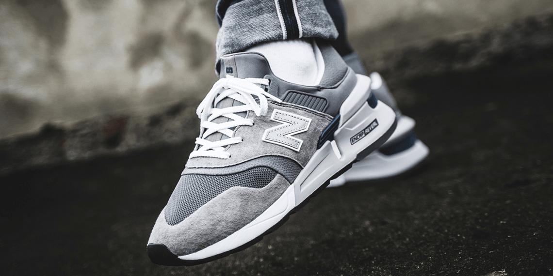 new balance 997 hombre gris