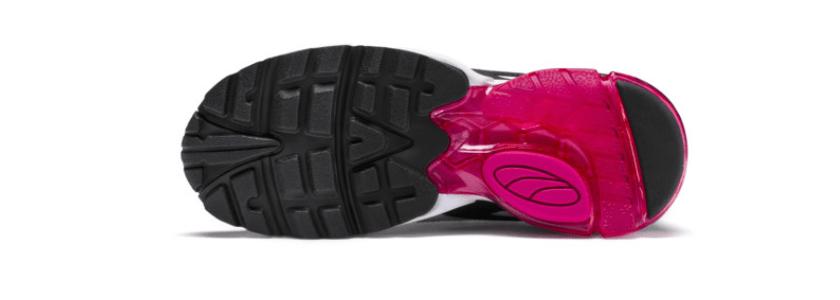Sneakers Puma Cell Stellar tienen una suela IMEVA para amortiguar la pisada