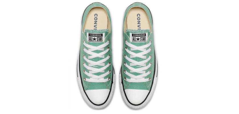 Sneakers color menta, Converse Chuck Taylor All Star