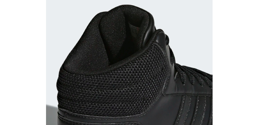 Adidas Hoops Mid 2.0 de tirón alto y acolchado